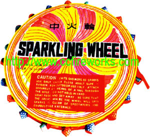 Sparkling Wheel pictures & photos