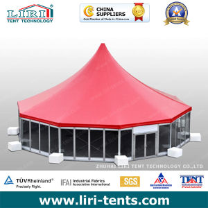 Manufacture Clear Span Tent for Luxury Wedding/Party/Kinds of Events pictures & photos