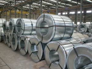 Cold-Rolled (Grain-) Oriented Electrical Steel Coil (GO)