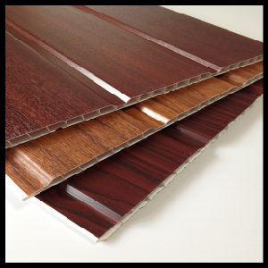 2013 New Laminated PVC Panel Used for Wall and Ceiling (HN-HOT) pictures & photos