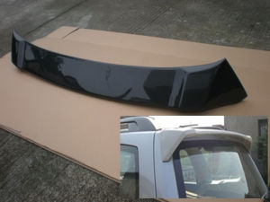 Carbon Fiber and FRP Spoiler (Wing) for Subaru Foreater 2012 (STI) pictures & photos