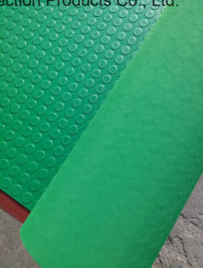3mm Coin Stud Mat Round DOT Rubber Sheet Roll