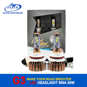 2016 Chinese High Quality 9004/9007 Hi/Lo LED Headlight with Other Optional Bulbs 12 Months Warranty 3600lm 6000k, Replace HID Xenon Kit pictures & photos