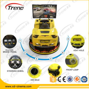 4D Arcade Racing Car Game Machines for Children Sale pictures & photos