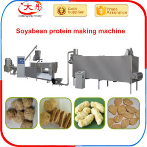 Soya Protein Food Extrusion Processing Line pictures & photos