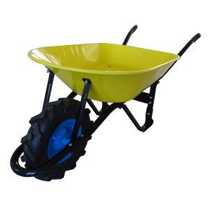 (Wb7400r) Construction Tool Wheelbarrow for South America