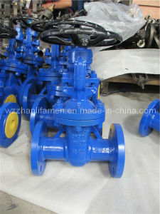Cast/Carbon Steel DIN Gate Valve-F7 Type
