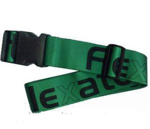 Plastic Buckle Logo Print Cotton Belt pictures & photos