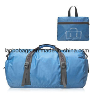 Fashion Foldable Sport Duffle Traveling Gym Bag