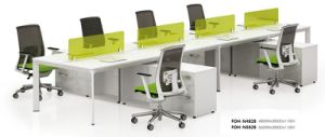 Space Saving Compact Workstations for Office (FOH-N4828) pictures & photos