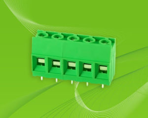 Printed Circuit Board Screw Terminal Block pictures & photos