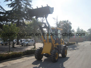 Multi-Functioni Wheel Loader with Pallet Fork (ZL15F) pictures & photos