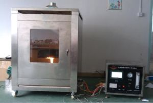 Steel Construction Fire-Resistance Coating Test Machine pictures & photos