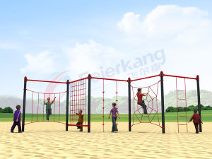 Park Outdoor Fitness Playground Gym Amusement Children Equipment pictures & photos