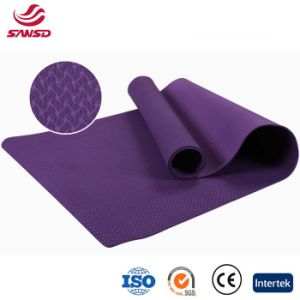 Comfortable Multi-Use Yoga Mat Exercise Floor Mat