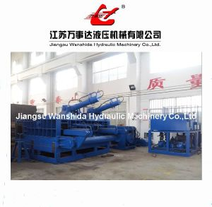 Metal Baler Shear Disassemble for Shipment (Y83Q-4000G)