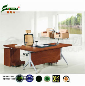 MDF High Quality Executive Table with Wood Veneer pictures & photos