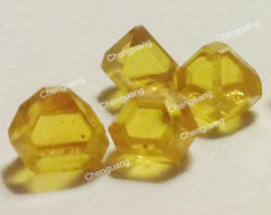 Fancy Yellow High Quality Hpht Diamond for Jewelry pictures & photos