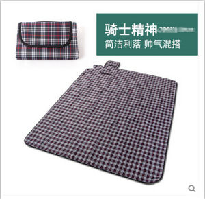 Wholesale Chivalry Microfiber Picnic Blanket pictures & photos