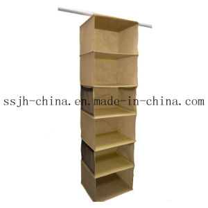 6 Shelf Multi-Function Clothes Organizer (TN-HB 955)
