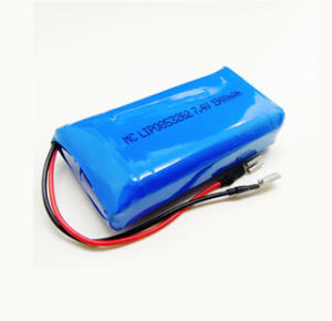 3.7V 12000mAh 18650 Lithium Battery Pack pictures & photos