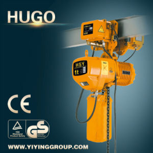 OEM Design Double Speed New Type 5ton Electric Chain Hoist pictures & photos