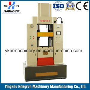 Cheap Four Column Hydraulic Presses Deep Drawing Hydraulic Press pictures & photos
