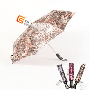 Popular 3 Folding Umbrella, Girls Fold Umbrella (YS-3F3004A)