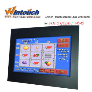 22 Inch Wide Touch Screen Open Frame LCD Monitor for POG/WMS