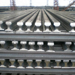 Best Selling Light, Heavy Steel Railway Track with Ce Approved pictures & photos