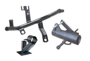 Equipment Custom Steel Pipe Brackets pictures & photos