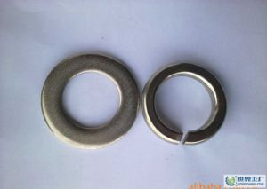 Anti Loose Washer, Stainless Steel, pictures & photos