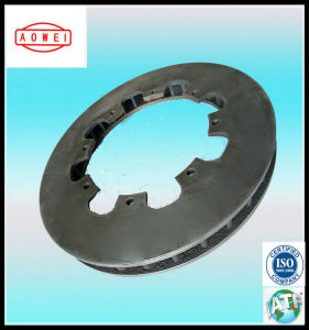 Stainless Casting Brake Disc for Car and Engine Parts pictures & photos