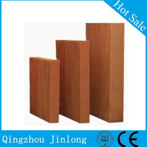 Brown Color Evaporative Cooling Pad pictures & photos