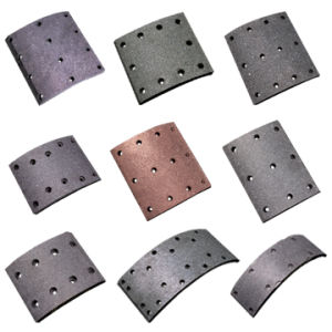 Heavy Duty Truck OEM Supplier Brake Lining pictures & photos