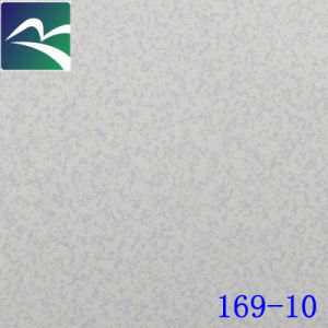 PVC Coverd Gypsum Ceiling Tile with Aluminium Foil Back pictures & photos