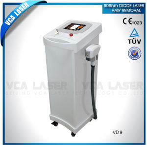 Germany Bars/Big Spot Size 808 Diode Laser Hair Removal Machine pictures & photos