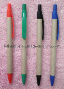 Ecological Craft Paper Ball Pen (LT-C426) pictures & photos