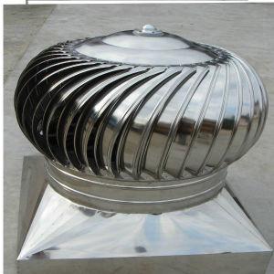 Wind Drive Fan, Ventilation Fan, No Power Roof Fan