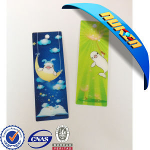 Unique Customized 3D Lenticular Bookmark pictures & photos