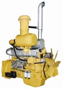 Sinotruck Diesel Engine Wd615 Series for Construction Machinery