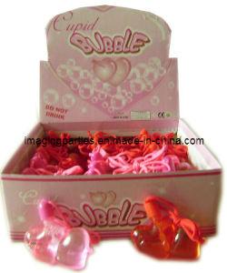 Double Heart Arrow Wedding Bubbles