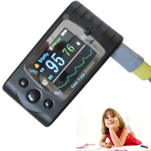 CE Approved-Hand-Held Pulse Oximeter (CMS60C) pictures & photos