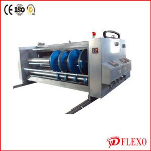 Automatic Corrugated Paper Slitting Machine (yd flexo)
