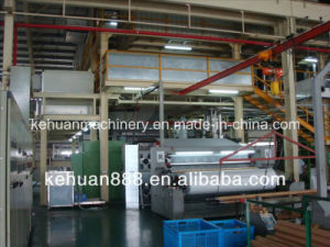 2.4m SMMS Newest Design Polypropylene Spunbond Non Woven Machine pictures & photos