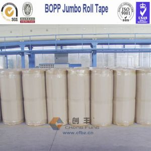 1280mm Clear Tape Jumbo Roll