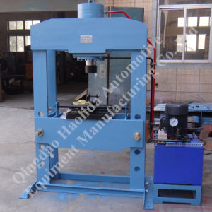 Electrical Hydraulic Press Machine 200t pictures & photos