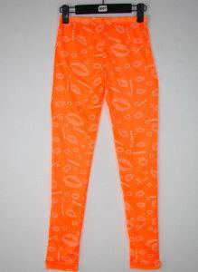 Offset in Fluorescent Color Leggings (SKPT-97)