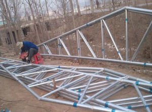Cheap Prefab Steel Structure Chicken House Farm pictures & photos