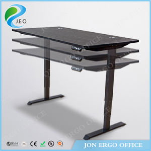 Electric Height Adjustable Sit and Stand Desk/Office Table (JN-SD520) pictures & photos